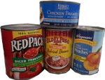 Please help local food bank